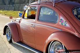 Old Beetle Interior Lowrider Vw Beetle Superfly Autos