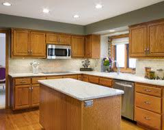kitchens with oak cabinets and white appliances artisan kitchen remodel eclectic kitchen abode pinterest