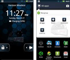android gingerbread droid x and droid 2 get unofficial android gingerbread 2 3