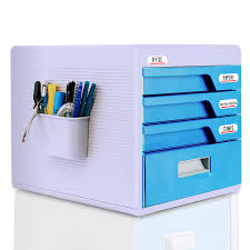 Desk Top Organizer Hutch by Amazon Com Serenelife Office Desk Organizer With Drawer Cabinet