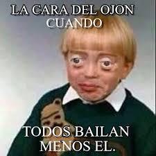 Rubio Meme - la cara del ojon cuando ni祓o risa meme on memegen