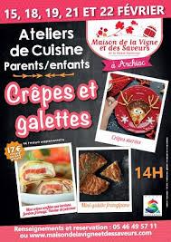 atelier cuisine parent enfant ateliers cuisine parents enfants office de tourisme d archiac