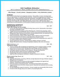 Resume Samples Of Administrative Assistant by Sample To Make Administrative Assistant Resume