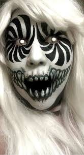 hallo wicked ween make up designs that will freak your sh t