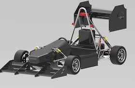 formula 4 car university of nottingham racecar engineering