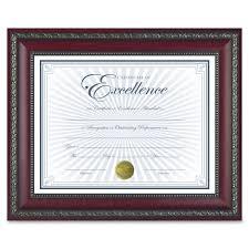 certificate frame dax world class picture certificate frame daxn3245n3t