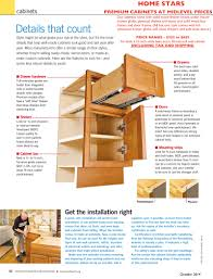 Buying Kitchen Cabinets by Cabinet Buying Guide October 2014 Issue U2013 Home Star