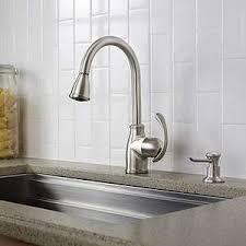 moen terrace kitchen faucet terrace spot resist stainless 1 handle kitchen faucet ca87055srs