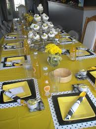 interior design best bumble bee themed baby shower decorations