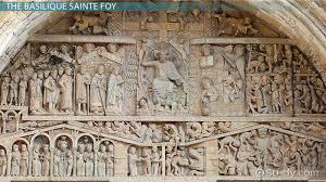 romanesque architecture characteristics exles history