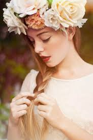 flower band 35 beautiful flower crown designs and types flower children