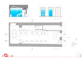 As Built Floor Plans Office For Architecture Studio And Coworking Space As U2013 Built