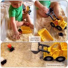 edible sand taste safe sand play the driver s