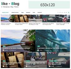 design trends for featured post sections in blog u0026 magazine layouts