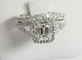 neil emerald cut engagement rings best 25 neil jewelry ideas on engagement rings