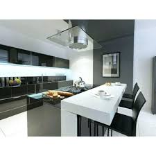 cuisine avec ilot table modele de cuisine avec ilot modele cuisine avec ilot central table