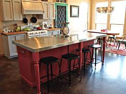 inspirational how to build a kitchen island with seating home best