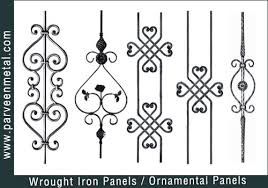 wrought iron panels shop for sale in india parveen metal works