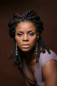 women of color twist hairstyles 35 great natural hairstyles for black women pictures slodive