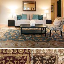 light blue area rug white faux leather sofa sets slipcover corner
