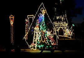 Heritage Park Christmas Lights Winter Wonderfest Ushers In Holiday Season Cape Gazette