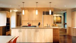 kitchen colors with light maple cabinets maple cabinets a choice for and modern