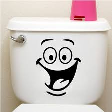 compare prices on toilet mouth online shopping buy low price big mouth toilet stickers wall decorations 342 diy vinyl adesivos home decal mual art waterproof