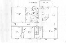 1970 split level house plans house plan