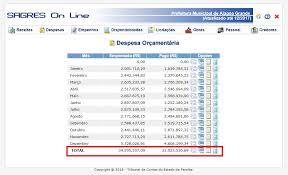 pagamento mes agosto estado paraiba em 12 meses a folha de pagamento de pessoal da prefeitura de alagoa