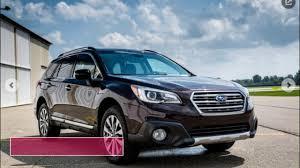 subaru outback 2017 interior 2017 subaru outback 3 6r interior exterior car review youtube