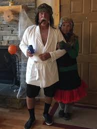 cousin eddie costume party on colorado high country capers