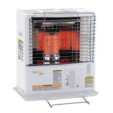 heat mate 10 000 btu radiant kerosene heater hmn 110 heaters