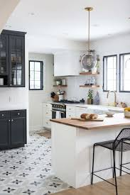 black and white tile kitchen ideas 215 best kitchen ideas images on flooring ideas