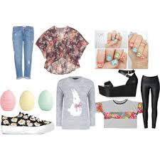 casual easter five looks for the easter holidays