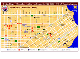 san francisco map downtown index of images newimages