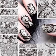 compare prices on lace nail designs online shopping buy low price