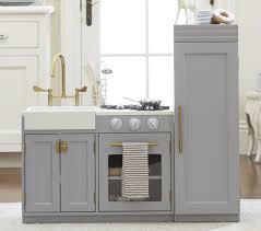 Kitchen Grey Chelsea All In 1 Kitchen Grey Pottery Barn Kids