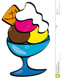 ice cream clipart ice cream in a bowl clipart clipartxtras
