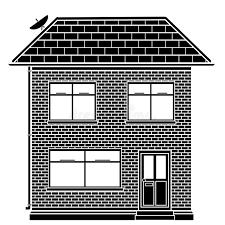 basic house basic house stock vector illustration of element home 5880602