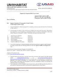 rfp cover letter sle sle cover letter for rfp response choice image letter sles