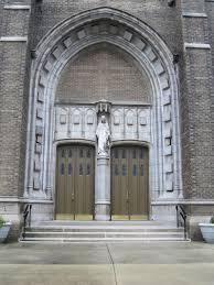 Exterior Doors Columbus Ohio File Sacred Church Columbus Ohio Front Doors Jpg