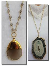 independent jewellery designers make a statement in necklaces by local independent designers