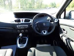 2009 renault scenic tomtom edition tce 3 995