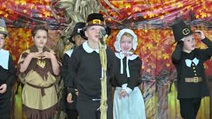 meadowbrook elementary school thanksgiving play 2017