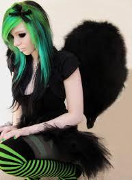 ira vampira emo scene queen pastel goth gothic