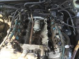 lexus v8 hp hey i know let u0027s hide the starter inside the engine nobody