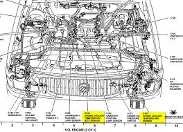 2005 mercury grand marquis engine diagram 2004 grand marquis