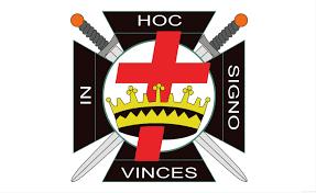 Matla Flag 2018 Knights Of Templar Flag Malta In Hoc Signo Vinces Crusader