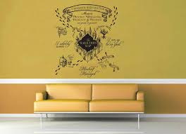 Harry Potter Home Decor by Harry Potter Wall Decals Awesome Projects Harry Potter Wall Decals