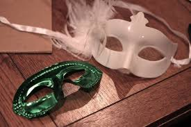 diy masquerade mask how to make a masquerade mask